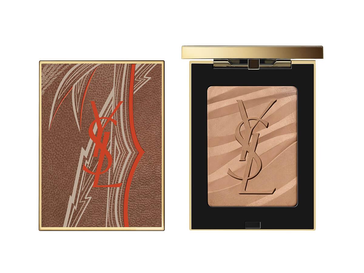 similicuir, toucher suédine doux, sérigraphie, relief, découpe et contre-collage sur papier imprimé, décors adhésivés posés manuellement