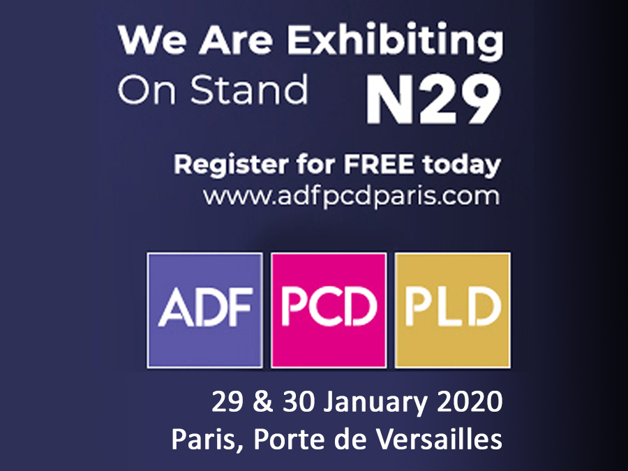salon PCD paris janvier 2020
